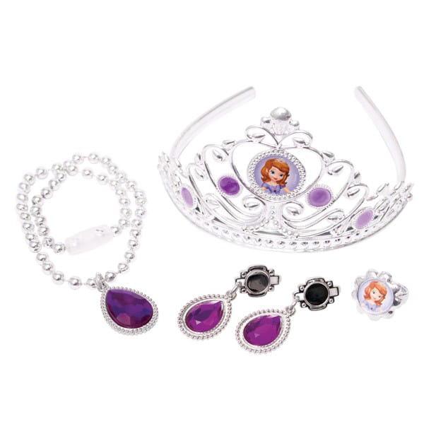 Игровой набор с короной и украшениями Boley София