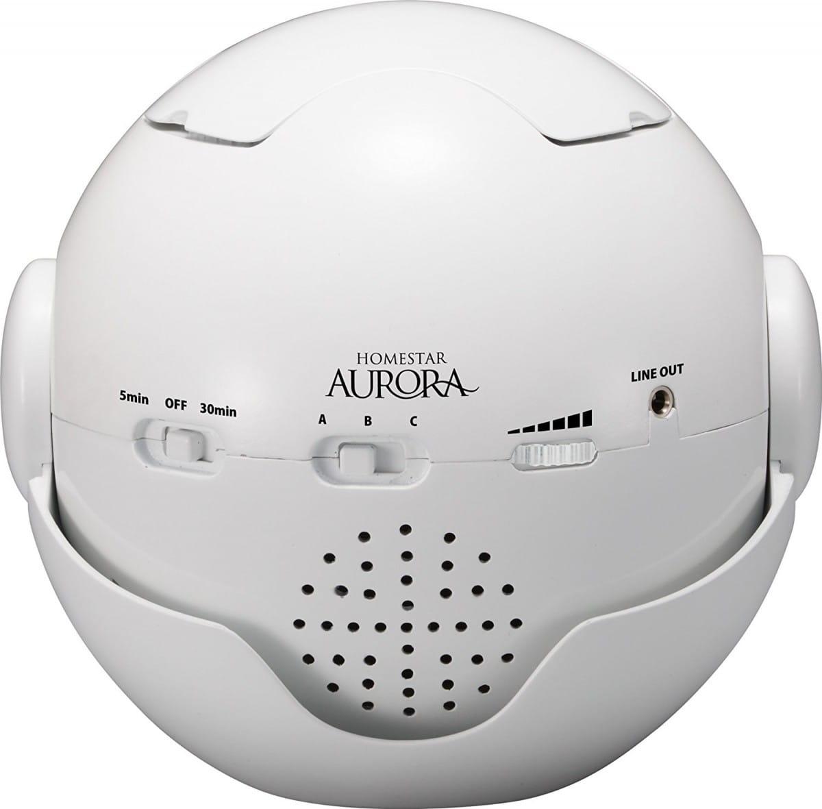 Планетарий HomeStar 55945 Aurora Alaska - белый