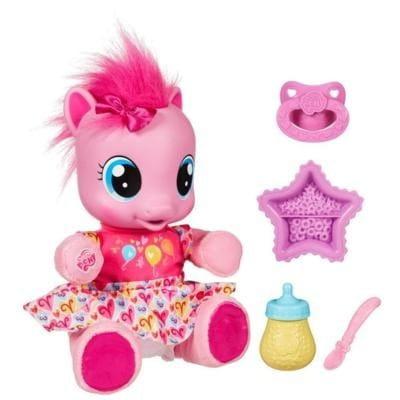 Интерактивная игрушка My Little Pony Малютка Пинки Пай (Hasbro)