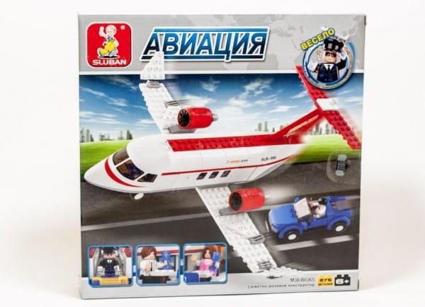 Конструктор Sluban BO-365 - 275 деталей