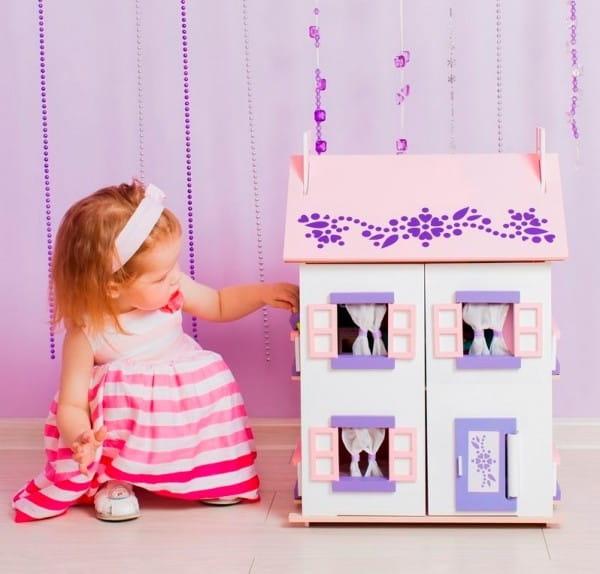 Кукольный домик Paremo Анастасия