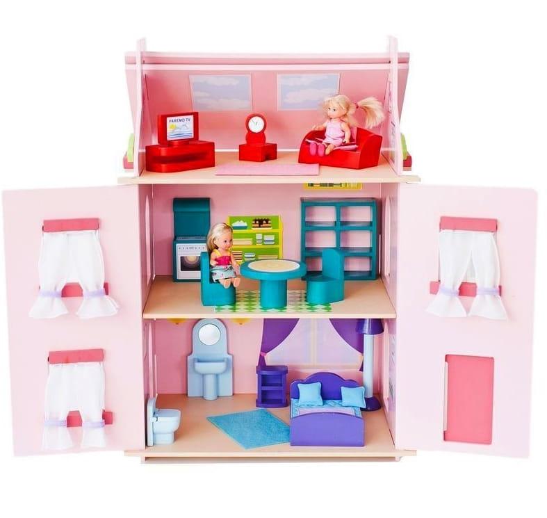 Кукольный домик PAREMO Милана