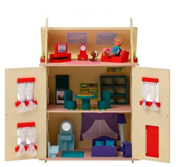 Кукольный домик PAREMO София