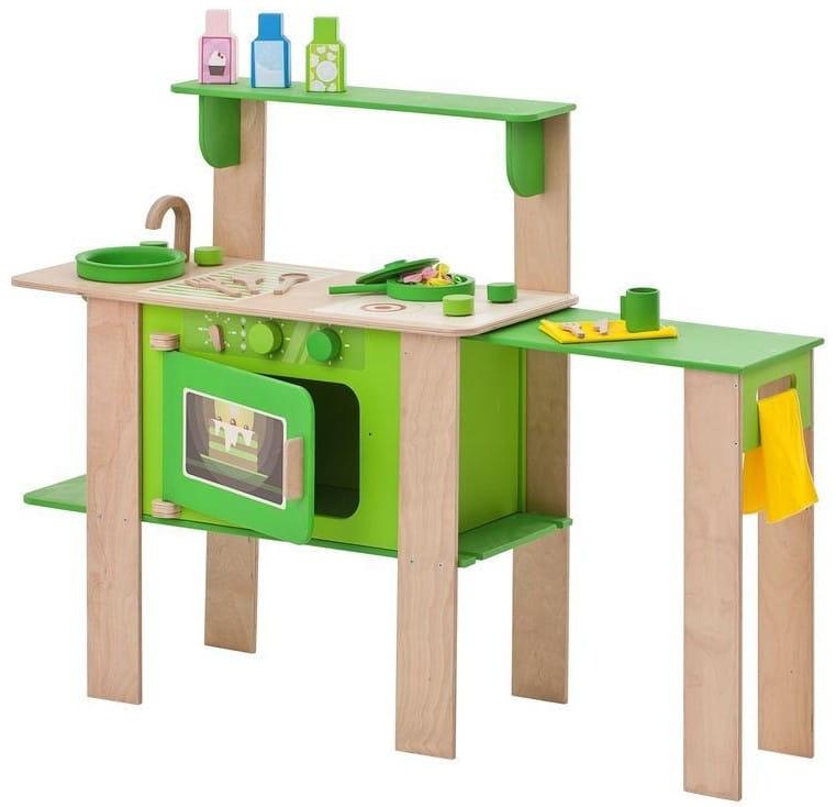 Купить Кухня-трансформер Paremo Мятный лимонад в интернет магазине игрушек и детских товаров