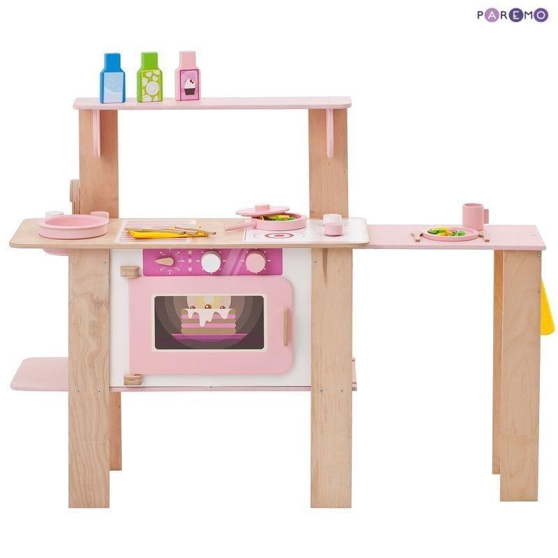 Купить Кухня-трансформер Paremo Ванильный смузи в интернет магазине игрушек и детских товаров