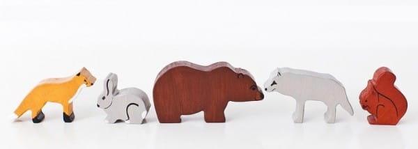 Игровой набор Paremo Домашние животные - 7 фигурок