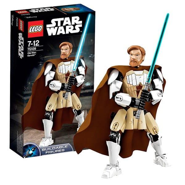 Конструктор Lego Star Wars Лего Звездные войны Оби-Ван Кеноби