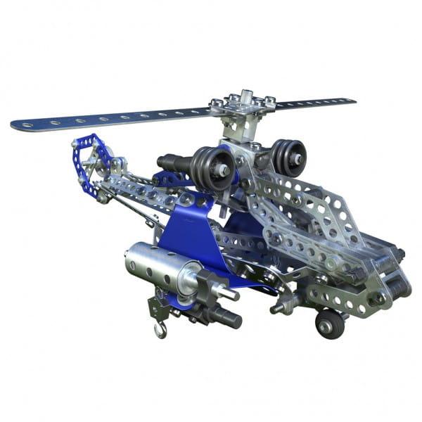 Конструктор Meccano Боевой вертолет - 2 модели