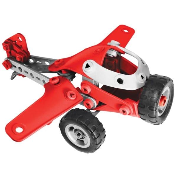 Конструктор Meccano Легкомоторный самолет - 4 модели