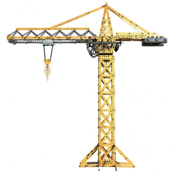 Металлический конструктор MECCANO Строительный кран