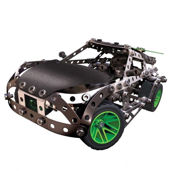 Купить Конструктор Meccano Раллийная машина с мотором - 25 моделей в интернет магазине игрушек и детских товаров