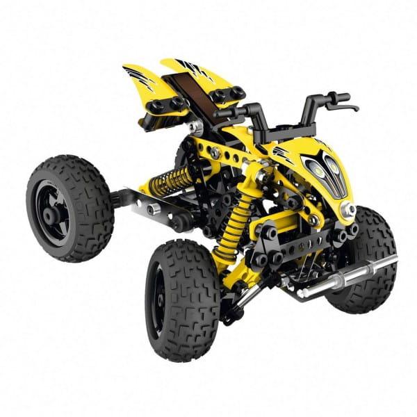 Купить Металлический конструктор Meccano Квадроцикл - 2 модели в интернет магазине игрушек и детских товаров