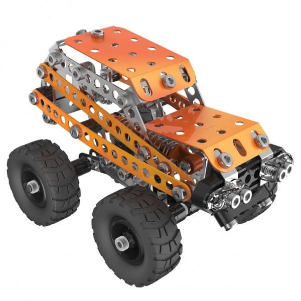 Купить Металлический конструктор Meccano Внедорожник - 2 модели в интернет магазине игрушек и детских товаров