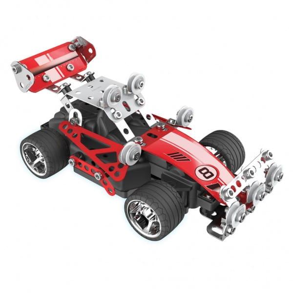 Купить Конструктор Meccano Гоночная машина на радиоуправлении - 2 модели в интернет магазине игрушек и детских товаров