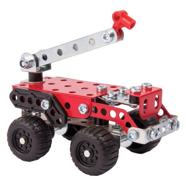 Купить Конструктор Meccano Техника службы спасения - 3 модели в интернет магазине игрушек и детских товаров