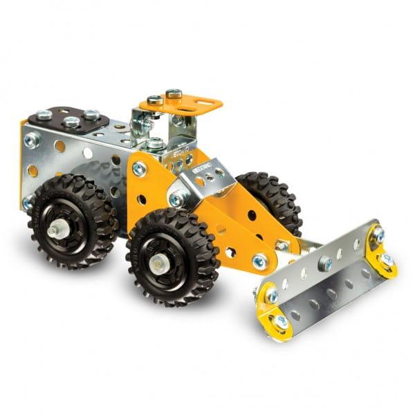 Купить Конструктор Meccano Набор строительной техники - 5 моделей в интернет магазине игрушек и детских товаров