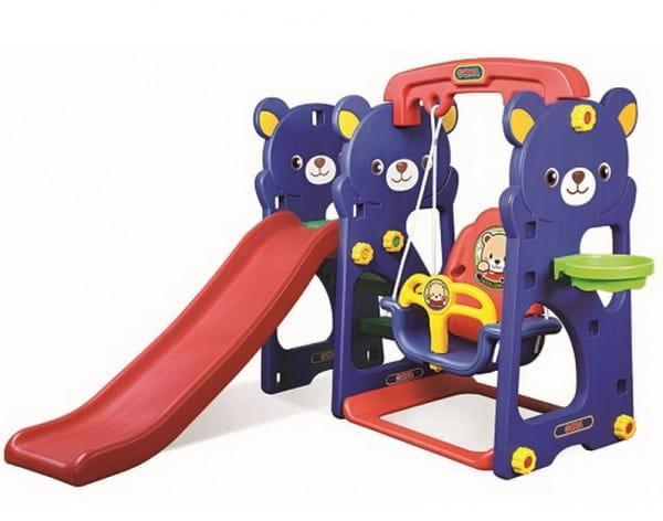 Игровой комплекс Gona Toys Медвежонок Тедди