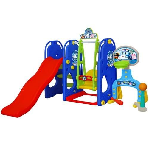 Купить Игровой комплекс Gona Toys Полиция в интернет магазине игрушек и детских товаров