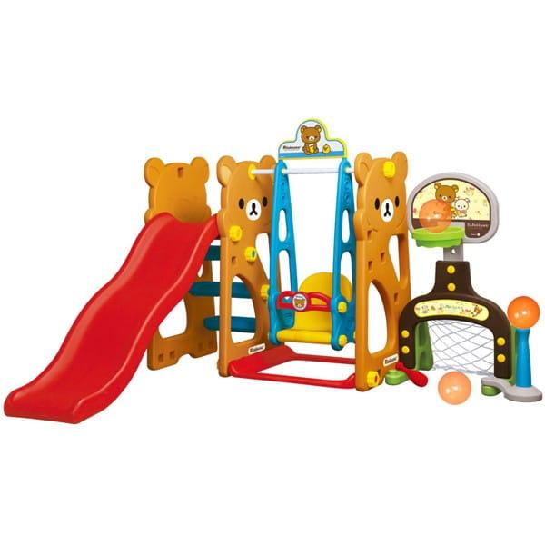 Купить Игровой комплекс Gona Toys Медвежонок Тедди 2 в интернет магазине игрушек и детских товаров