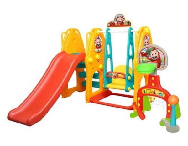 Купить Игровой комплекс Gona Toys Обезьянка в интернет магазине игрушек и детских товаров