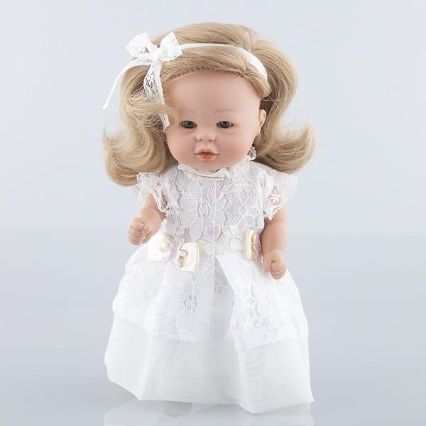 Кукла Carmen Gonzalez Бебетин - 21 см (в роскошном бальном платье)