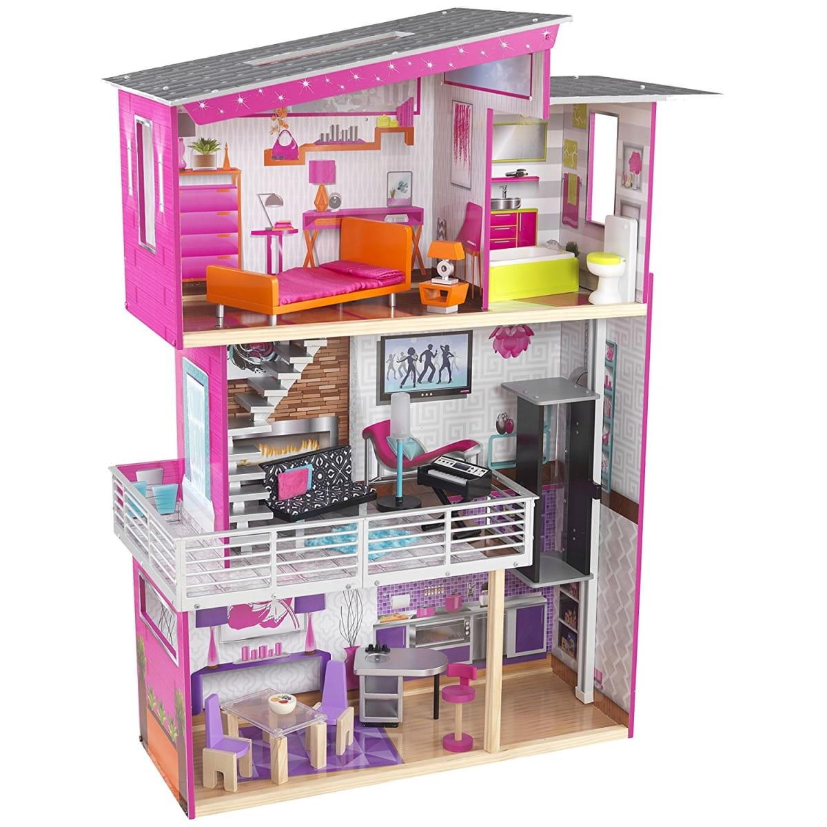 Кукольный домик Kidkraft Luxe