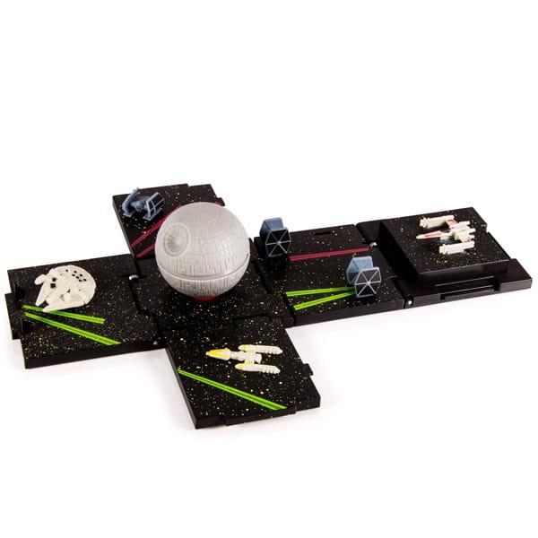 Игровой набор Spin Master 52100 Боевые кубики - Звезда смерти (Звездные войны Star Wars)