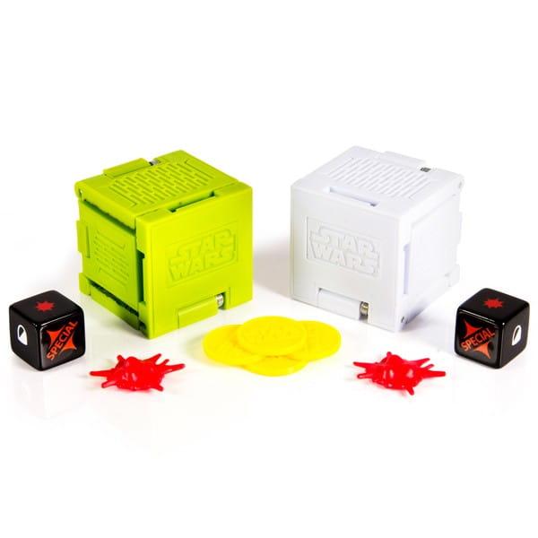 Игровой набор Spin Master 52101 Боевые кубики - 2 штуки (Звездные войны Star Wars)