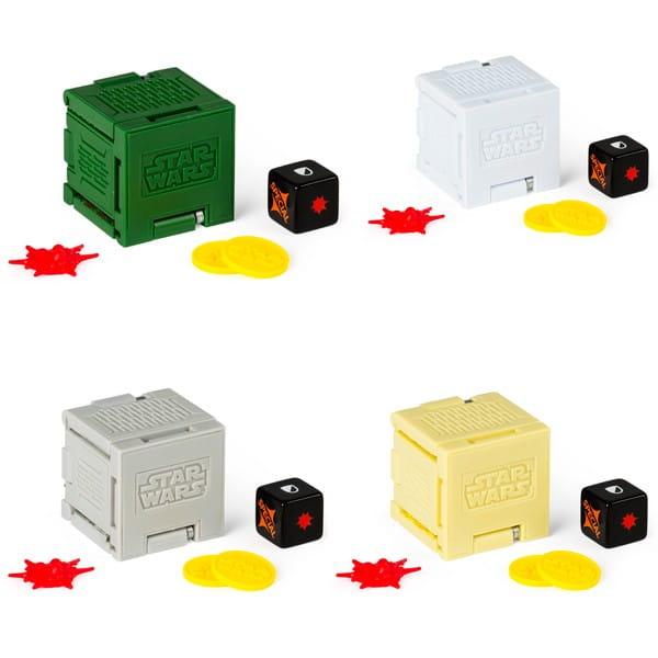 Игровой набор Spin Master Боевые кубики (Звездные войны Star Wars)