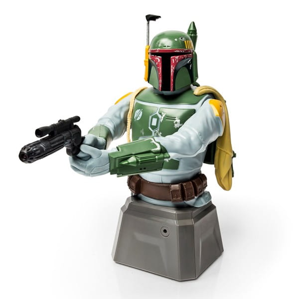 Купить Интерактивная игрушка Spin Master Защитник комнаты (Звездные войны Star Wars) в интернет магазине игрушек и детских товаров