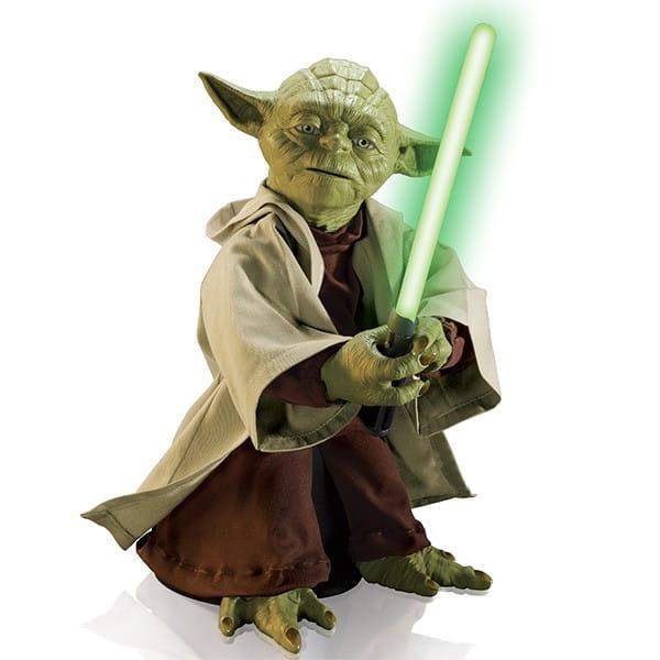 Интерактивная игрушка Звездные войны Star Wars Yoda Йода (Spin Master)