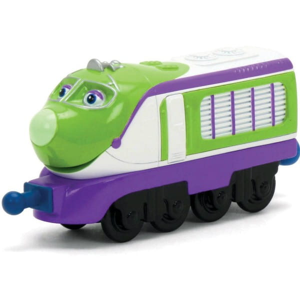 Металлический паровозик CHUGGINGTON Die-Cast Коко