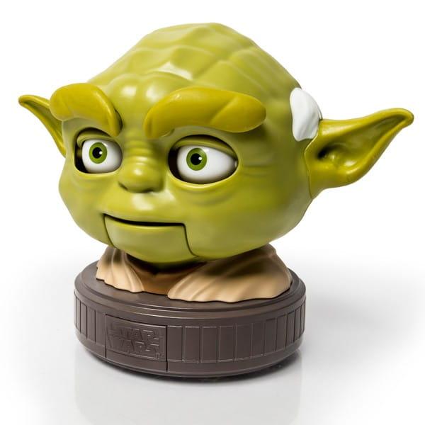 Интерактивная игрушка Spin Master Бормочущие головы - Йода (Звездные войны Star Wars)