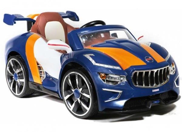 Электромобиль с дистанционным управлением River Toys Maserati A222AA (с кожаным сиденьем)
