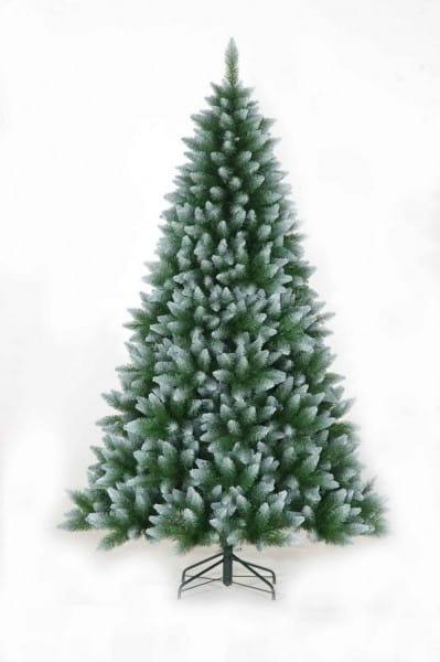 Купить Ель Crystal Trees Канадская - 225 см в интернет магазине игрушек и детских товаров