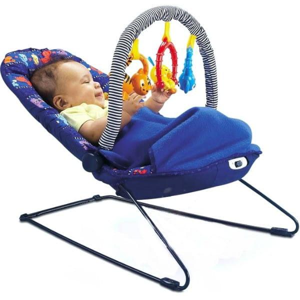 Купить Качели-шезлонг Fisher Price (Mattel) в интернет магазине игрушек и детских товаров