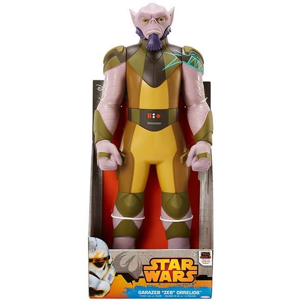 Фигура Big Figures Звездные Войны Star Wars Повстанцы Зеб - 50 см