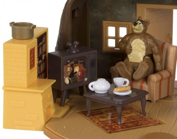 Игровые домики маша и медведь