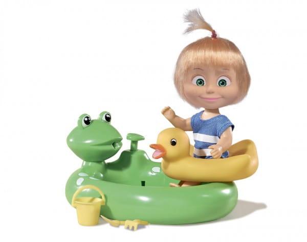 Игровой набор Маша и Медведь Маша с бассейном (Simba)