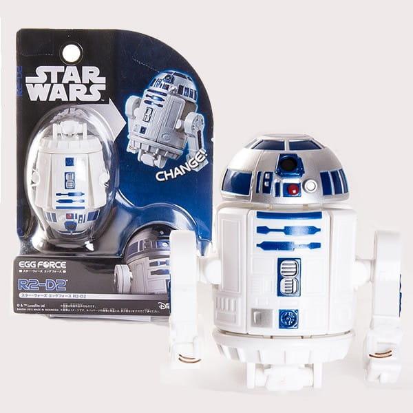 Игровой набор EggStars Яйцо-трансформер Звездные войны Star Wars - R2-D2