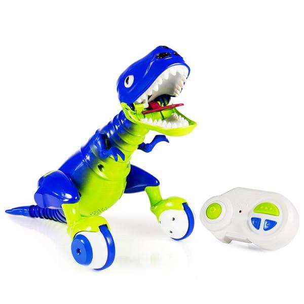 Интерактивный динозавр Dino Zoomer Эволюция (Spin Master)