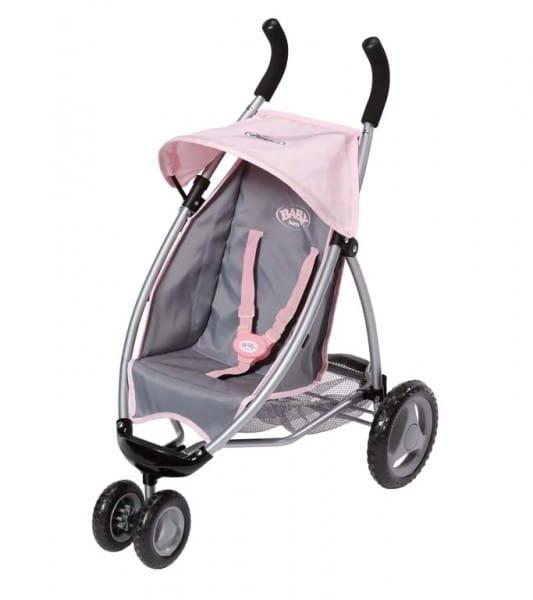 Купить Коляска уютная с сеткой и козырьком Baby born (Zapf Creation) в интернет магазине игрушек и детских товаров