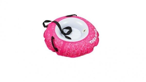 Купить Ватрушка-тюбинг Туба-Дуба Т-80 H - розовый в интернет магазине игрушек и детских товаров