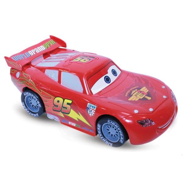 Купить Инерционная машинка Yellow Тачки в интернет магазине игрушек и детских товаров