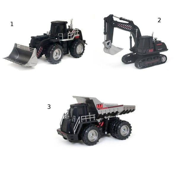 Купить Радиоуправляемая машина New Bright Строительная техника Demolition в интернет магазине игрушек и детских товаров