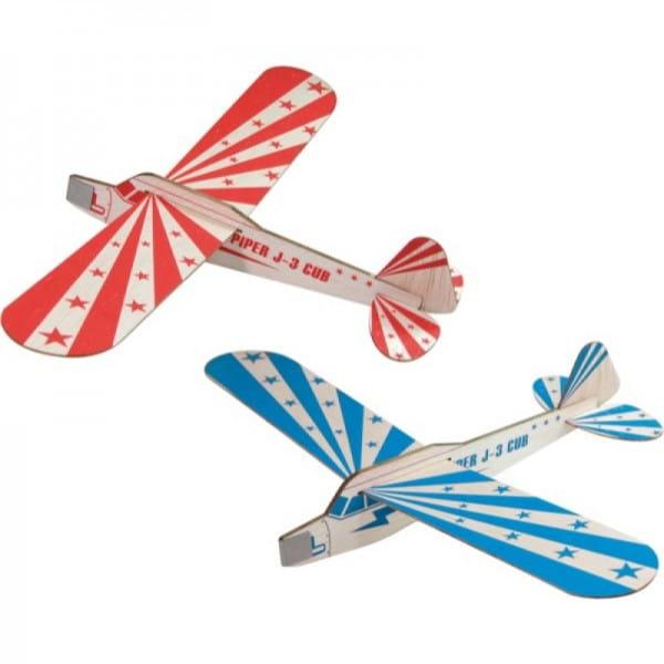 Набор из 2 самолетиков Vilac Планер