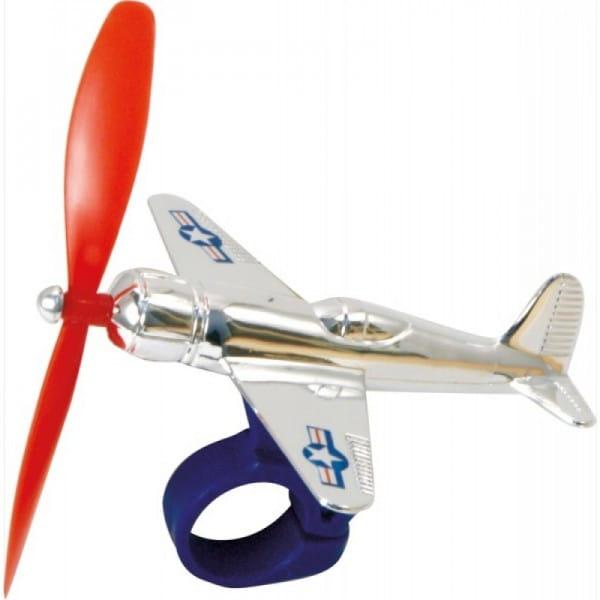 Купить Насадка на руль Vilac Самолетик (для велосипеда, беговела) в интернет магазине игрушек и детских товаров