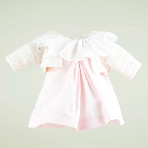Купить Одежда для кукол Asi Платье с большим воротничком - 36 см в интернет магазине игрушек и детских товаров