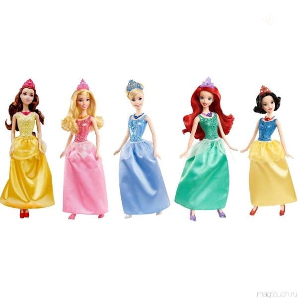 Кукла Disney Princess Принцесса Диснея (Mattel)