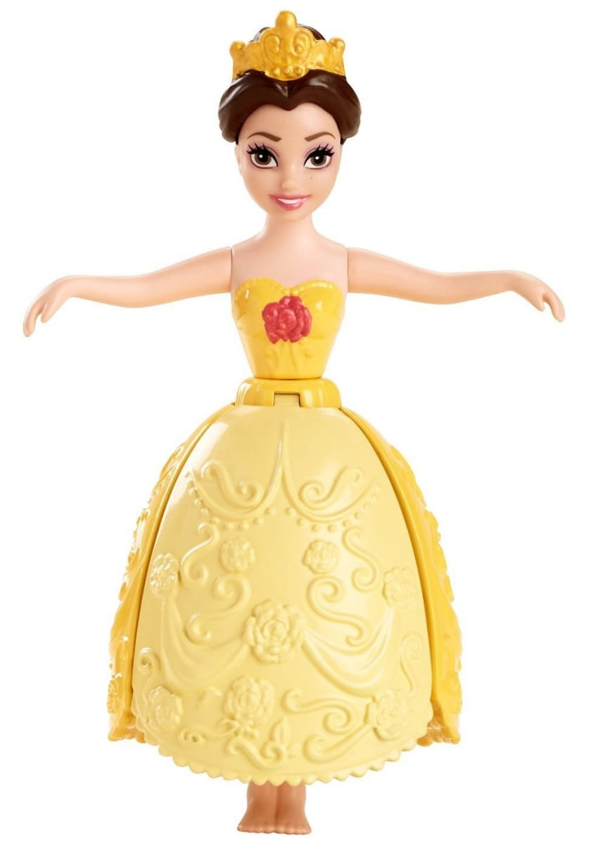 Кукла Disney Princess BDJ58 Принцесса Диснея - Бель с аксессуарами (Mattel)